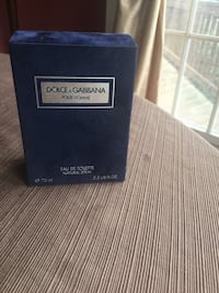 New dolce & Gabbana pour homme 75 ml Centreville, 20121