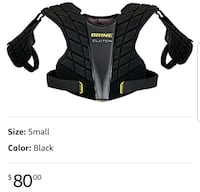Brand New Brine Clutch Chest Protector Bakersfield