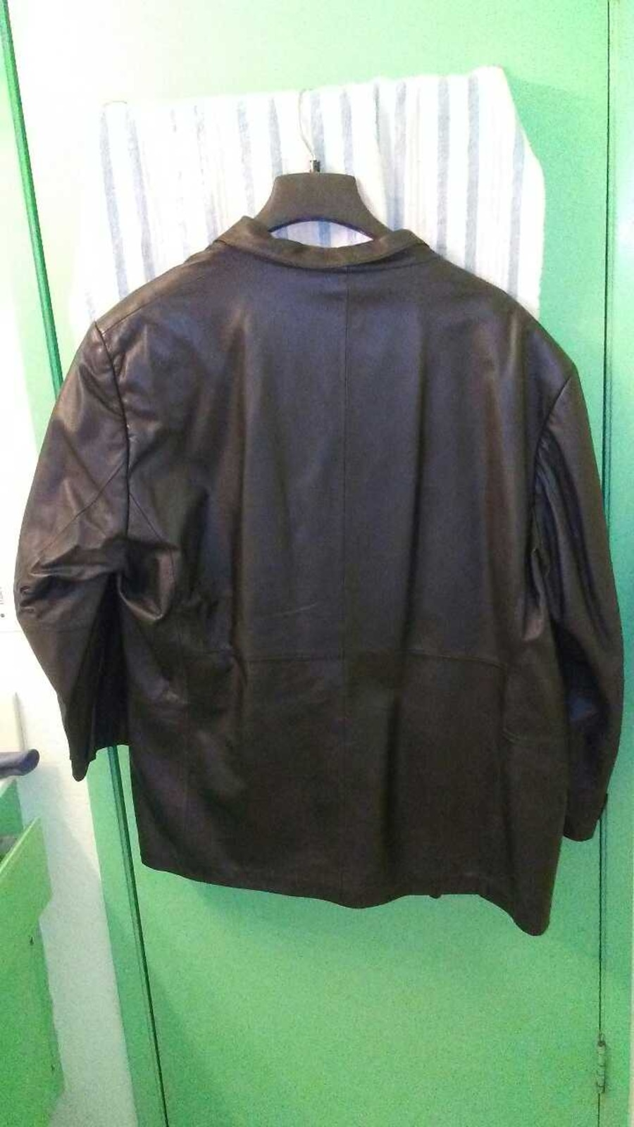 Leather jacket used