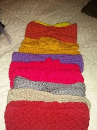 assorted knitted textile Hesperia, 92345