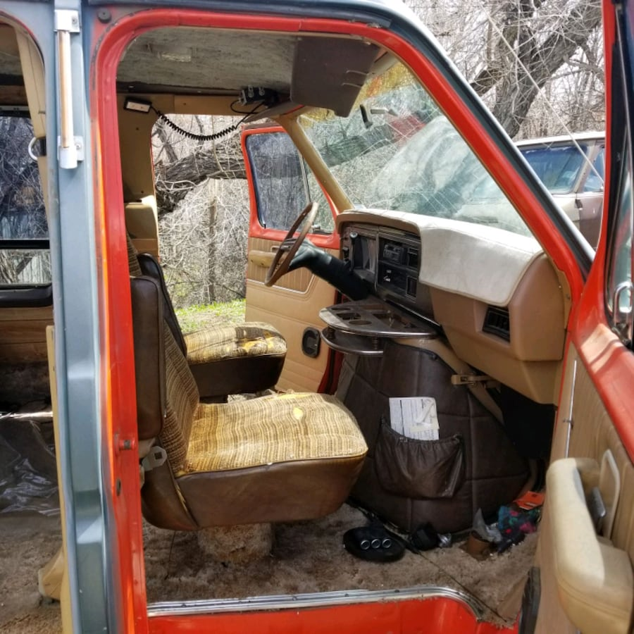 1978 FORD VAN (Need Gone Asap) 8