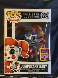Jumpscare Baby Funko Pop St Catharines, L2M 4V9