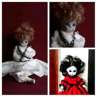 Creepy Porcelain dolls Tulsa, 74136