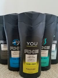 3 new Axe mens bodywash body wash bundle lot  $10 Rockville