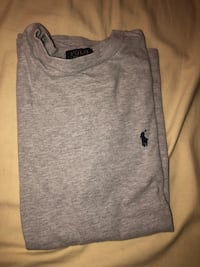 Grey polo shirt Toronto, M6M