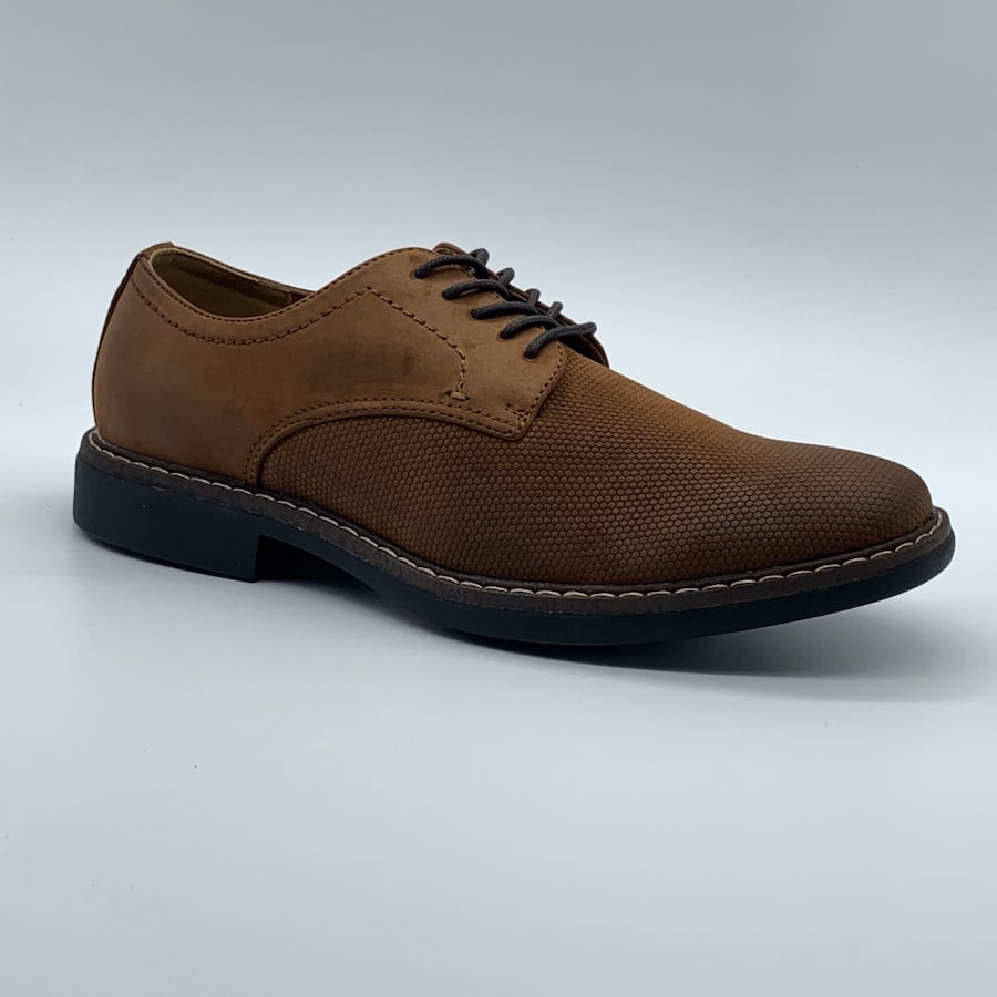 New Kenneth Cole Lace-Up Men's Oxford Dress Shoes Size 7.5