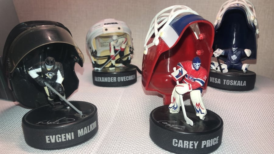 McDonald's NHL collectibles 2009 4