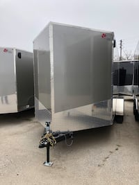 CTC 7x12 Steel Cargo Trailer