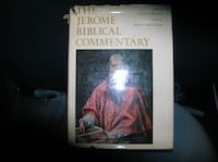 The Jerome Biblical Commentary Springfield