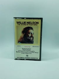 Willie Nelson the sound in your mind cassette vintage.  Cockeysville, 21030