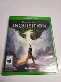 Xbox dragonage inquisition  Burnaby