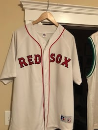 Boston Red Sox jersey with no name or numbers Medford, 02155