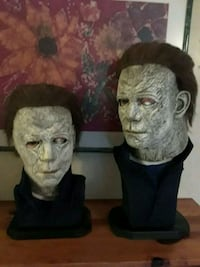 Halloween 2018 Michael Myers Busts Medford