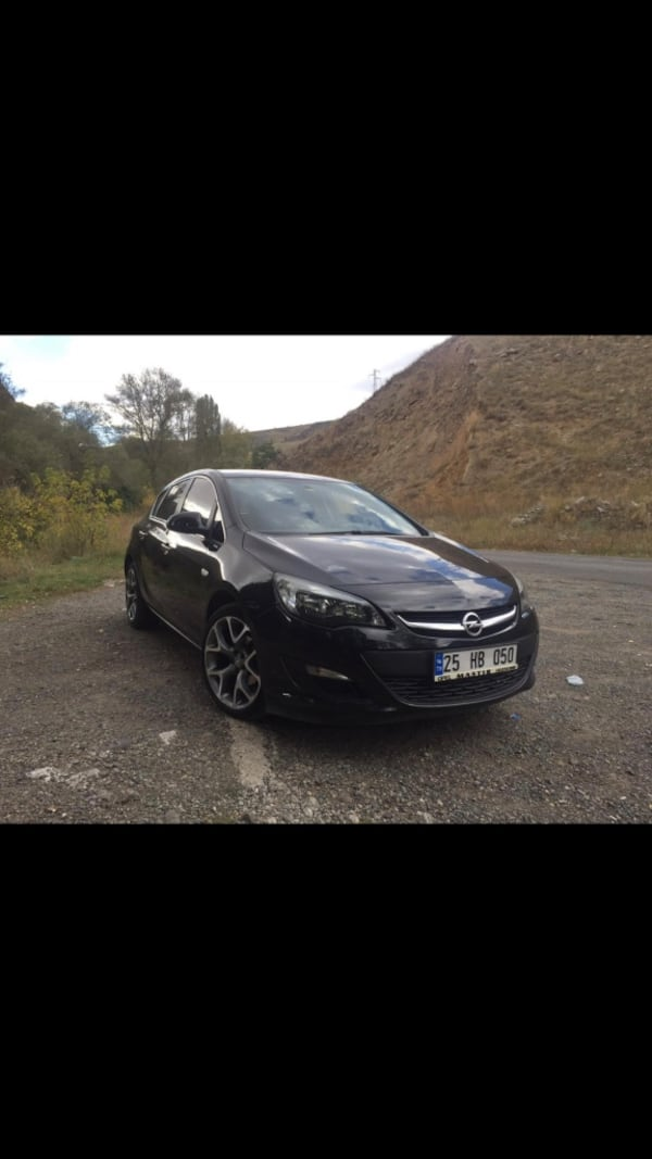 2015 Opel Astra HB EDITION 1.6 115 PS MT 3
