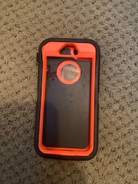 Ultra Protective Phone Case For iPhones 5, 5S and SE New York, 10023