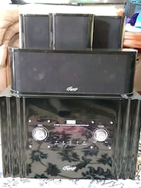Sound system price negotiable.