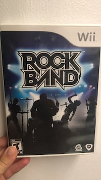 Rockband: everything included Montréal, H3J