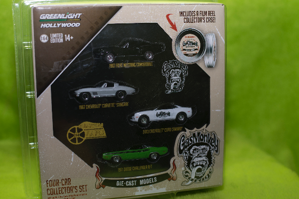 Gas monkey hot rod collectables Mount Juliet