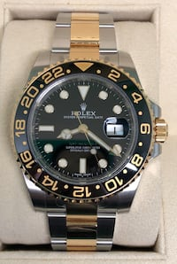 ROLEX GMT MASTER II Black and Gold NEW!  Costa Mesa, 92627