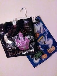 2 Trick-or-Treating bags for kids Brooklyn