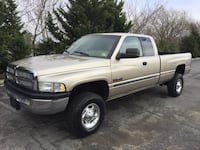 2002 Dodge Ram 2500 Quad Cab 4WD Cummins with LOW MILES ! Chesapeake, 23322