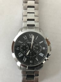 Fossil watch for men Laval, H7M 3G5