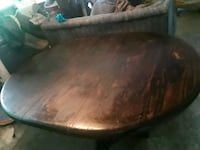 round brown wooden table top Houston, 77066