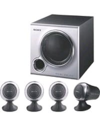 4.1 sony 4 speaker  London, N5W 4Z8