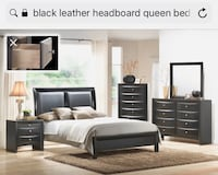 Black Queen Bedroom Set Baltimore, 21224