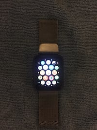 Apple Watch with Extra Bands