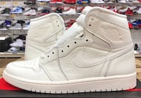 Air Jordan 1 high all white Toronto, M6J 1X3