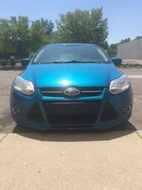 Ford - Focus Hatchback SE - 2012 Taylor
