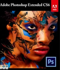 Adobe Photoshop CS6 Extended Portable Software Windows 100% GUARANTEED TO WORK College Park, 20740