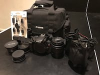 Canon Rebel EOS t3i - Complete Kit