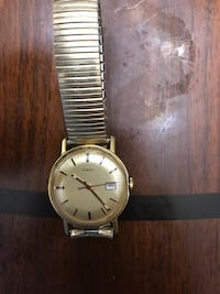 Vintage Timex winding watch that works great and has date window Hollywood, 33020