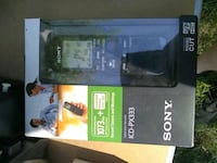 Sony digital voice recorder. New in box. Independence, 64055