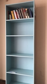 Blue bookcase with all the books! Alexandria, 22304