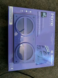 purple and white Philips portable DVD player Guelph, N1H 8H1