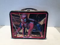 Spider-Man 2 Classic Style Lunch Tin ROCKVILLE