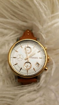 Fossil Watch - NEW - Leather - For WOMEN Richmond Hill