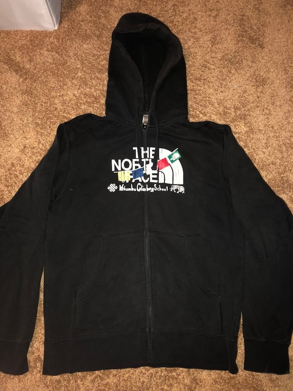 The North Face Hoodie 0