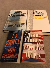 Executive orders by tom clancy book Regina, S4T 2R4