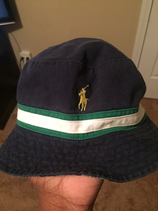 Used blue Polo By Ralph Lauren fedora hat for sale in Dallas - letgo 18c411d8db4