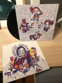 ALBUM - Portugal The Man: In The Mountain In The Cloud Toronto