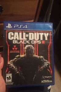 Call of Duty Black Ops 3 (PS4) Edmonton, T6L 2P9