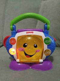 Fisher Price Boom Box  Wheaton-Glenmont, 20902