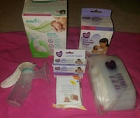 Evenflo electric breast pump & more Washington, 20019