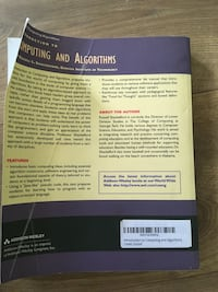 Computing and Algorithms - Textbook Portland, 97239