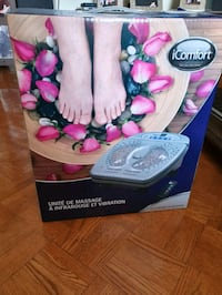 Icomfort foot massage  Montreal, H8N 2P9