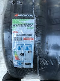 Pneumatico Hankook Kinergy Eco 195 / 65R15